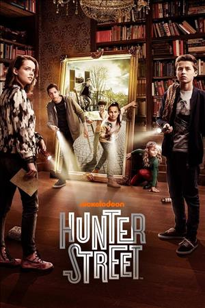Hunter Street Season 3 cover art