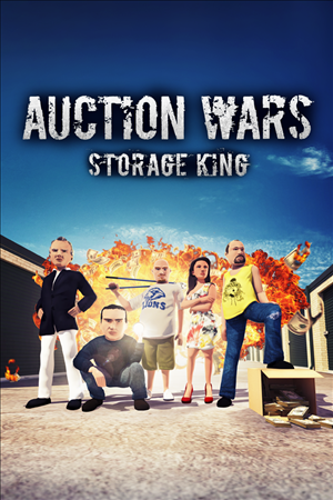 Auction Wars: Storage King cover art
