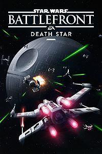 Star Wars Battlefront - Death Star cover art