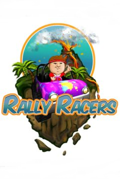 Rally Racers cover art