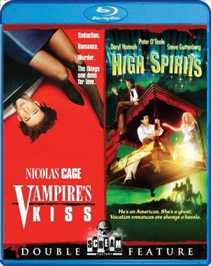 Vampire's Kiss / High Spirits cover art