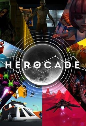 HeroCade cover art