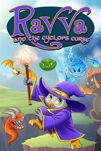 Ravva and the Cyclops Curse cover art