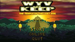 Wyv and Keep: The Temple of the Lost Idol cover art