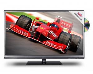 "Goodmans GVLEDHD32 LED HD Ready TV/DVD Combi, 32"" with Freeview cover art"