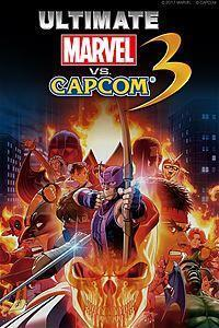 Ultimate Marvel vs. Capcom 3 cover art