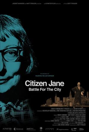 Citizen Jane: Battle for the City cover art