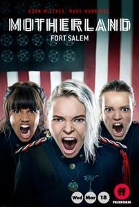 Motherland: Fort Salem Season 1 cover art