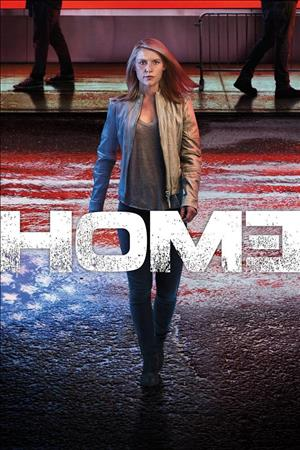 Homeland Season 8 cover art
