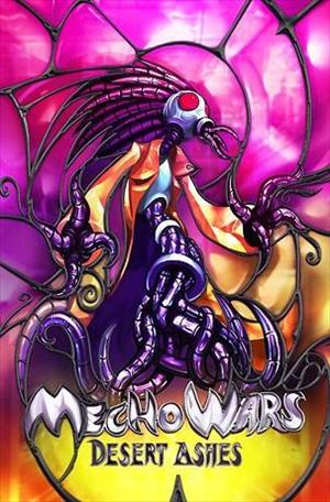 Mecho Wars: Desert Ashes cover art