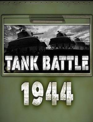 Tank Battle: 1944 cover art