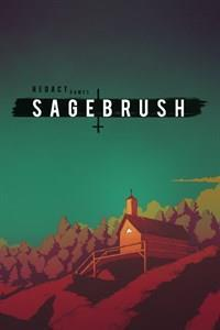 Sagebrush cover art