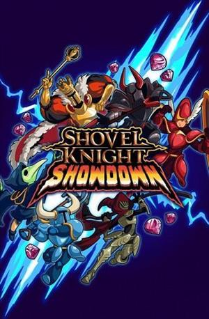 Shovel Knight Showdown cover art