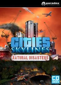 Cities: Skylines - Natural Disasters cover art