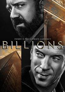 Billions Season 2 cover art