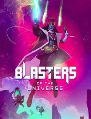 Blasters of the Universe cover art