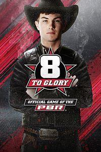 8 to Glory - The Official Game of the PBR cover art