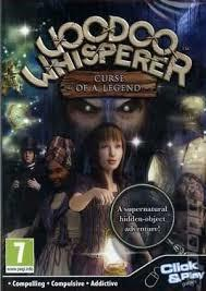 Voodoo Whisperer Curse of a Legend cover art