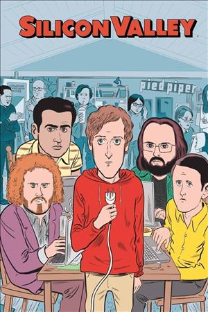 Silicon Valley Season 6 cover art