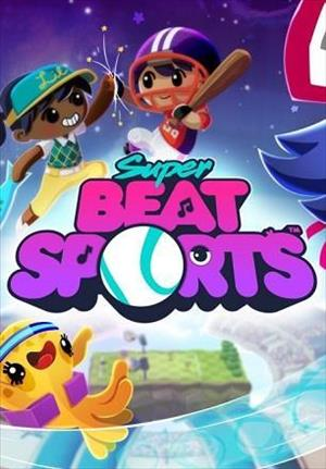 Super Beat Sports cover art