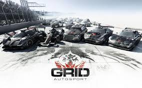 Grid: Autosport cover art