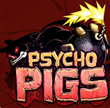 Psycho Pigs cover art