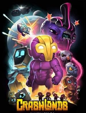 Crashlands cover art