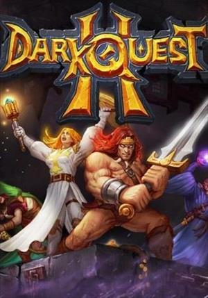 Dark Quest 2 cover art