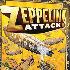 Zeppelin Attack cover art
