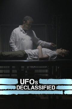 UFOs Declassified: LIVE cover art