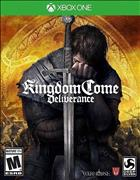 Game Kingdom Come: Deliverance  Xbox One cover art