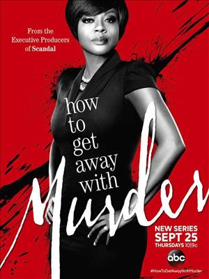 How to Get Away with Murder Season 1 cover art