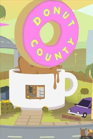 Donut County cover art