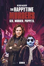 The Happytime Murders cover art