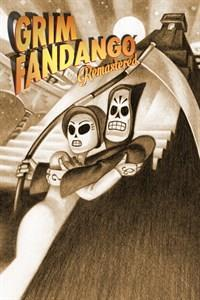 Grim Fandango Remastered cover art
