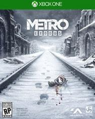 Metro Exodus cover art