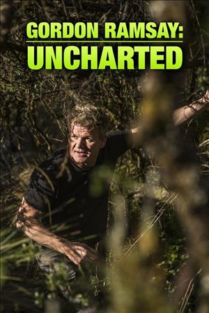 Gordon Ramsay: Uncharted Season 1 cover art