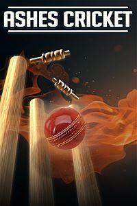 Ashes Cricket cover art