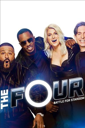 The Four: Battle for Stardom Season 2 cover art