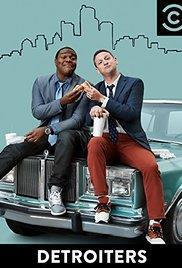 Detroiters Season 2 cover art