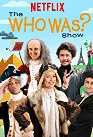 The Who Was? Show Season 1 cover art