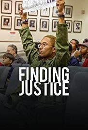 Finding Justice Season 1 cover art