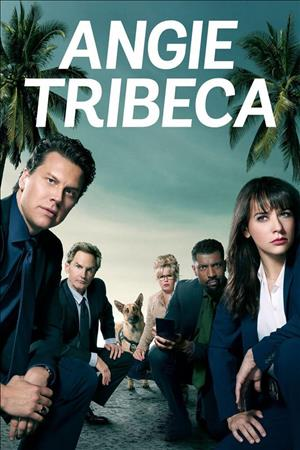 Angie Tribeca Season 4 cover art