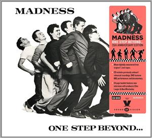 One Step Beyond... - 35th Anniversary Edition cover art