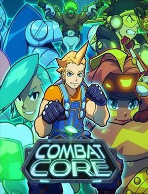 Combat Core cover art