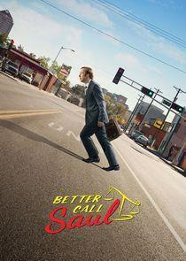 Better Call Saul Season 3 cover art