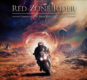 Red Zone Rider cover art