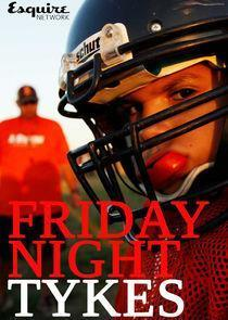 Friday Night Tykes Season 4 cover art