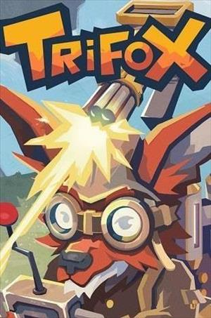 Trifox cover art