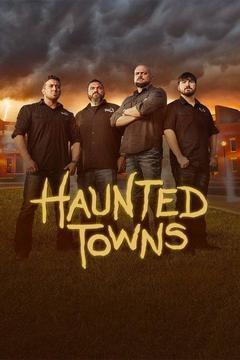 Haunted Towns Season 1 cover art